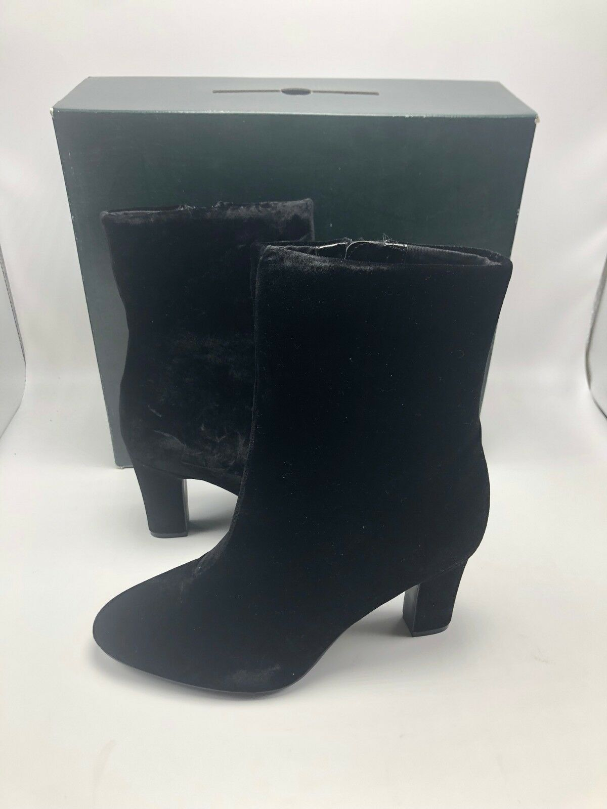 Ralph Lauren Women's Bridgett Boots Black New In In In Box 909f0c