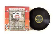 "AC/DC – High Voltage – 12"" Vinyl LP Album Stereo – APLP-009"