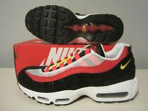 AT9865-101-NIB-Nike-Air-Max-95-Essential-red-black-yellow-sz-8-5-Mens-160