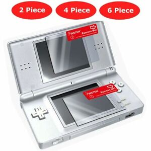 Clear-LCD-Screen-Protector-Guard-Film-Cover-For-Nintendo-DS-Lite