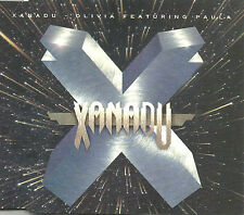 OLIVIA Project XANADU 6TRX RARE MIXES & UNRELASED CD single SEALED USA Seller
