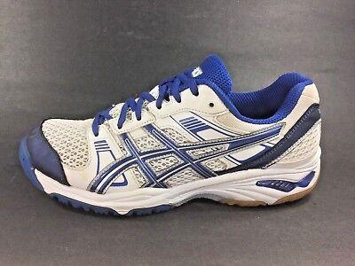 Asics™ ~ GEL 1140V Volleyball Shoes ~ B251N ~ Women Sz 8 ~ GOOD | eBay
