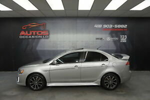 2017 Mitsubishi Lancer SE LIMITED EDITION MAGS TOIT OUVRANT CAMERA 51 912