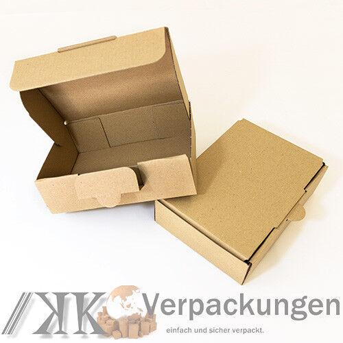 300 Warensendungen 150 x 105 x 46 Maxibriefkarton Post Maxibrief Karton in BRAUN