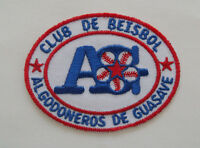 Algodoneros De Guasave Baseball Beisbol Patch Flying Baseball
