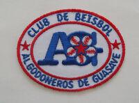 Algodoneros De Guasave Baseball Beisbol Patch Flying Baseball
