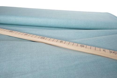 makower Linen Texture 60 Shades Duck Egg 1473 B4 0,5m