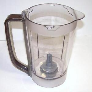 new ninja kitchen system pulse 48 oz pitcher jar for bl250 bl206