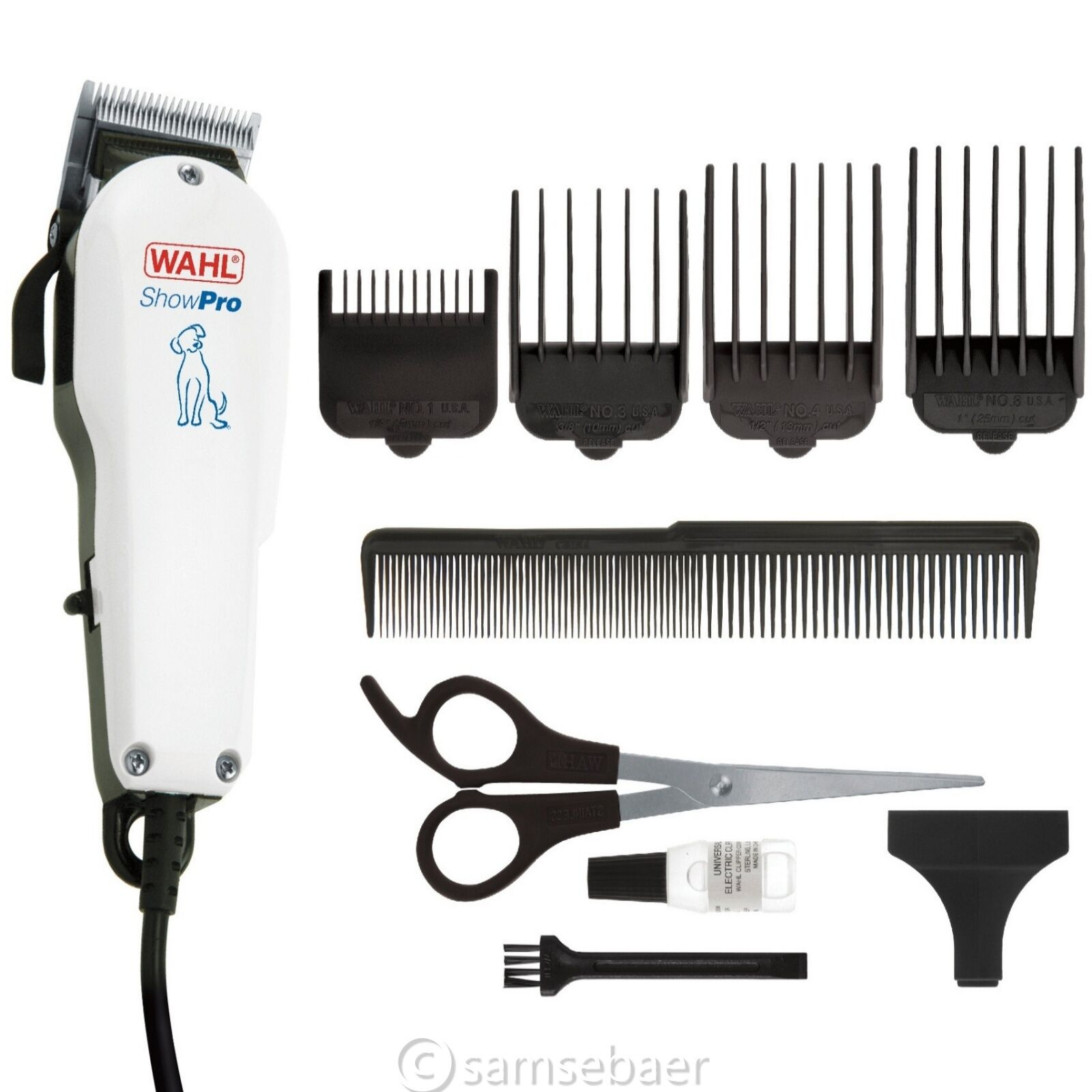 Scelta Moser CANI TOSATRICE show Pro, Animal Clipper, cani TRIMMER 40077