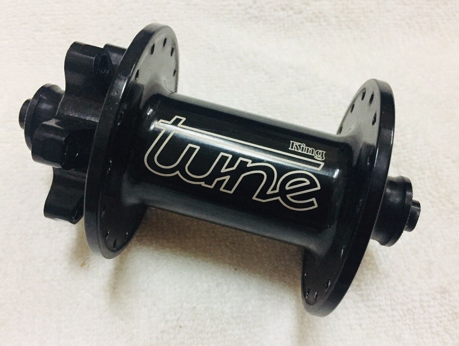 Tune King Front Hub 100  mm QR 9 mm 32H  order now with big discount & free delivery