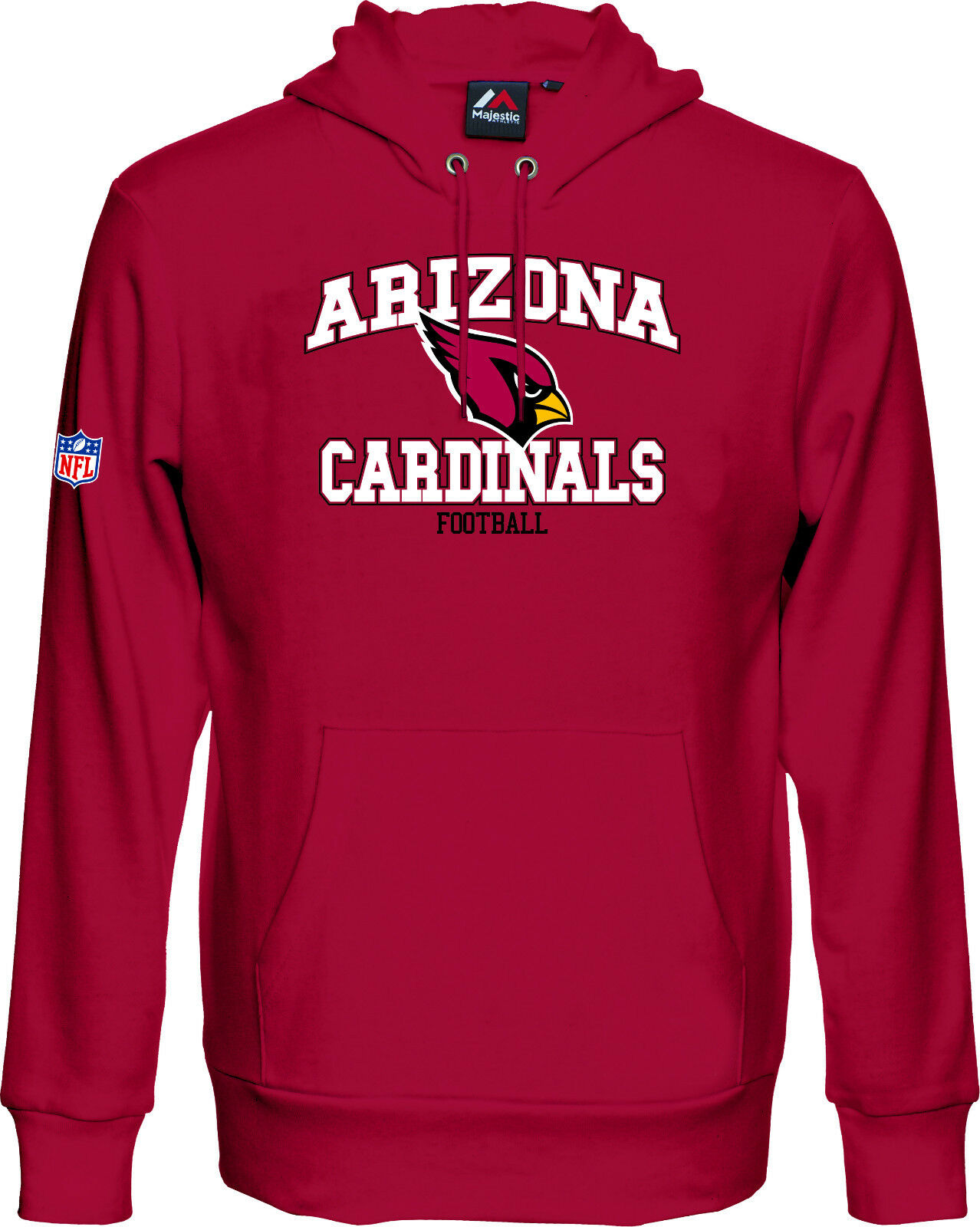 NFL FOOTBALL ARIZONA CARDINALS Hoody kaputzenpullover Greatness Hooded Sweater