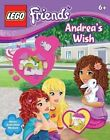 Lego Friends: Andrea's Wish (Activity Book #3) by Ameet Studio (Paperback / softback, 2014)