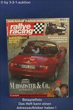Rallye Racing 4/97 BMW Z3 M Roadster Nissan Primera GT