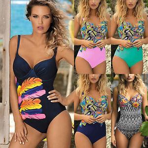 Donna Push Up Set Bikini Imbottito Ragazzo Pantaloncini Estate Costume Nuoto da