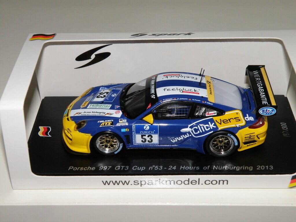 997 GT3 Cup 24H Nurburgring 2013 SPARK 1 143 SG092