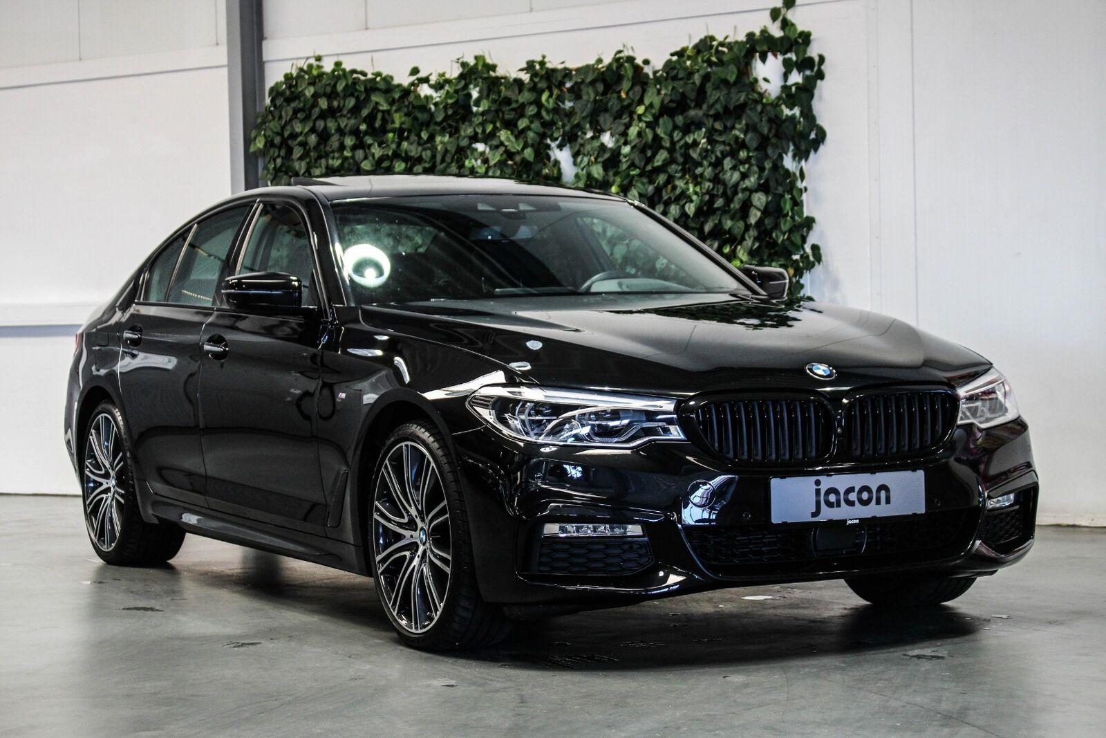 BMW 540d 3,0 xDrive aut. 4d - 4.599 kr.