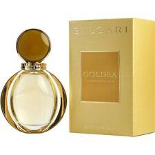 Bvlgari Goldea The Essence Of The Jeweller 90ml Eau De Parfum New In Open Box