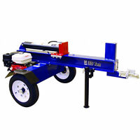 Iron & Oak 30-ton Honda Powered Fast Cycle Horizontal Gas Log Splitter