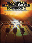The Complete Keyboard Player: Songbook 2: Songbook 2 by Kenneth Baker (Paperback, 1985)
