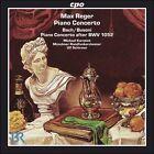 Max Reger: Piano Concerto (CD, May-2009, CPO)
