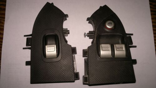 JDM CIVIC TYPE R EP3 CARBON EFFECT LOOK WINDOW SWITCHES AUTO UP /& DOWN FUNCTION