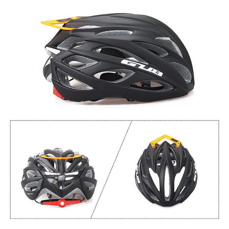 GUB PRO Cycling Helmet Ultralight Integrally-molded Mountain Road Bike Helmet US
