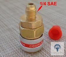 Adapter Schnellkupplung Hochdruck Kältemittel KFZ Klimaanlage R134a