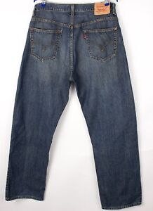 Levi's Strauss & Co Hommes 559 Jeans Jambe Droite Taille W36 L32 BCZ81