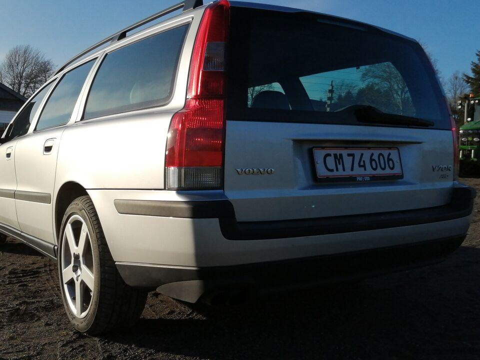 Volvo V70, 2,5 R aut. AWD, Benzin