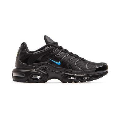 Herren Nike Air Max Plus TN SE Black Sneaker ar4251 001   eBay