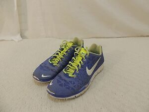 b6fb92b38126 Women s 11 Nike Free Run 5.0 Tri Fit 3 Breathe Athletic Shoes 579968 ...