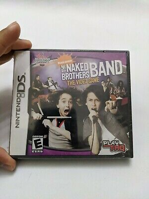 Naked Brothers Band for DS - YouTube