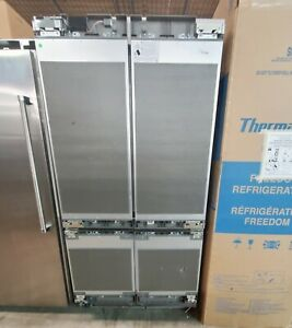 Samsung BRF425200AP Built-In Chef Collection 4 Door Panel Ready Refrigerator