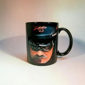 Dale-Earnhardt-SR-Coffee-Cup-Mug-2001-Nascar-Racing-ceramic