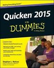 Quicken 2015 For Dummies by Stephen L. Nelson (Paperback, 2014)
