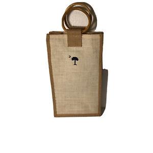 Burlap-Wine-Bag-Holds-2-Bottles-GUC-14-x-4-South-Carolina-Logo