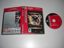 X3 REUNION PC DVD Rom XPL - SPACE SIM  FAST POST