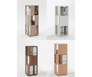 Drehregal Ordner tower drehregal aktenregal büroregal drehturm ordner alle farben
