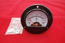 Dc 0 20a Round Analog Ammeter Panel Current Dia 664mm Dh52 Direct Connect