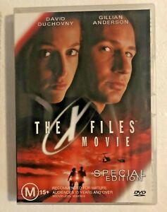 The-X-Files-Movie-DVD-FREE-POST