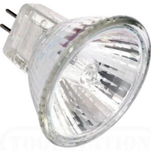 10-LAMPES-DICHROIQUES-HALOGENES-MR11-GU4-12V-35W-3000-K-10-4800LM-35