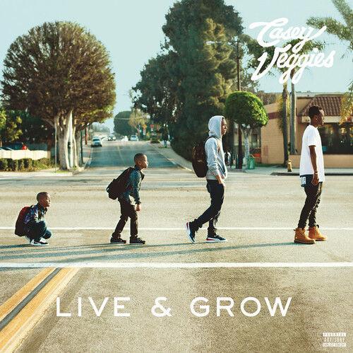 Casey Veggies - Live & Grow [New Vinyl] Download Insert