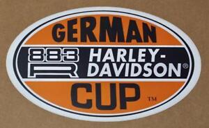 Harley-original-Aufkleber-Decal-Sticker-German-Sportster-Cup-883R