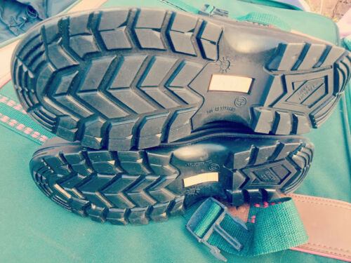 Boots Toe Jb's Steel Taille 40 Yb67gfyv
