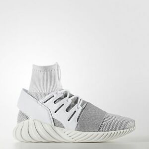 new arrival 5ea90 310d1 Image is loading Adidas-Originals-Tubular-Doom-Primeknit-PK -Lifestyle-Sneakers-