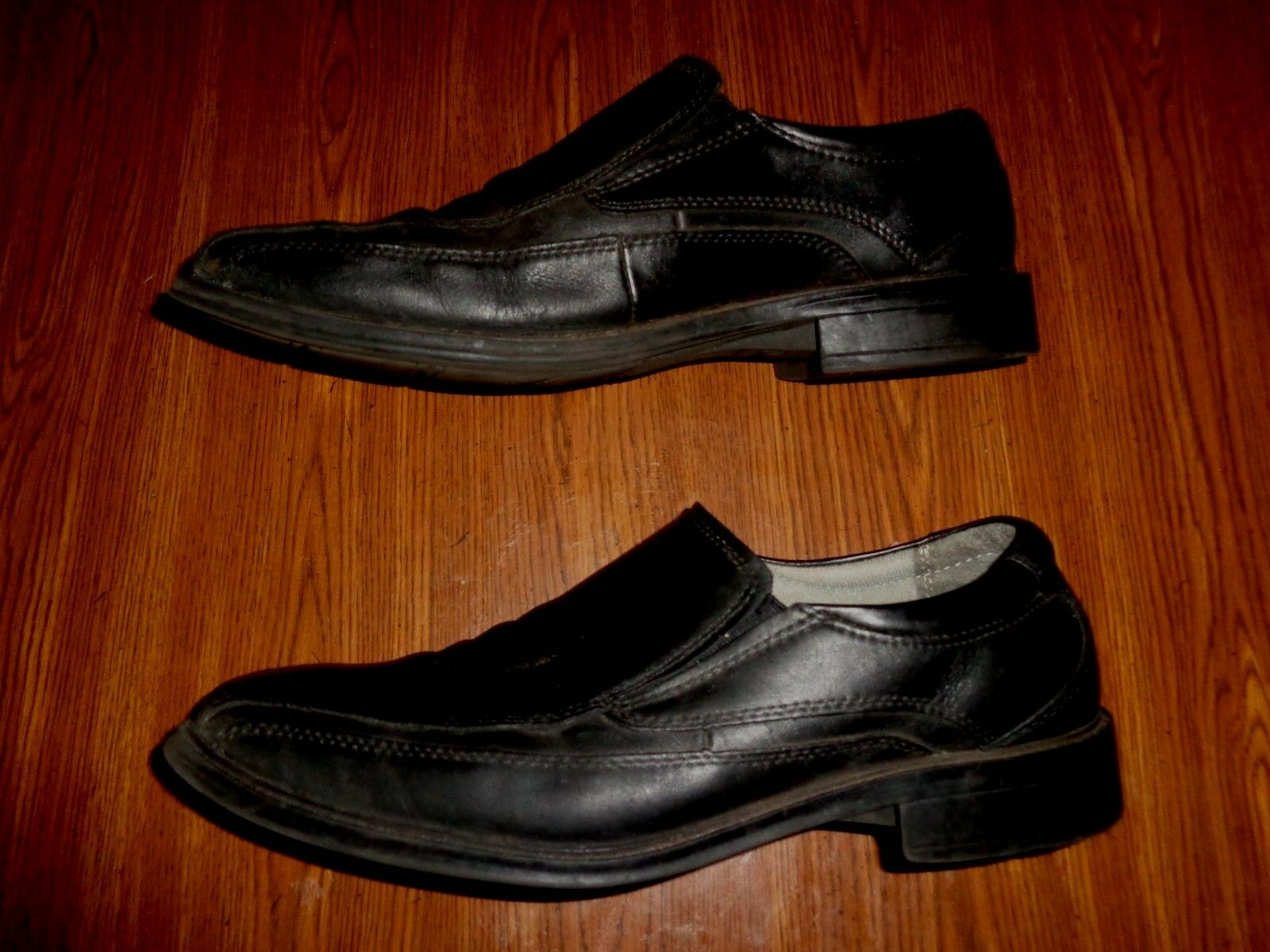 Men's/Women's JARMAN BLACK SHOES MEN'S SIZE 9 welcome Clever and practical Order welcome 9 Current shape 35a532