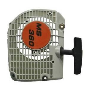 Recoil-Starter-Demarrage-Tirer-Fit-Stihl-034-036-MS340-MS360-Tronconneuse-Moteur-Motor