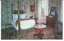 Postcard -  Room of Andrew Jackson Jr - The Hermitage, Nashville Tn 1970s
