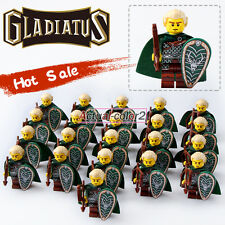 21PCS/Lot Elf Hunter Gladiatus Minifigures Medieval Knights Building blocks