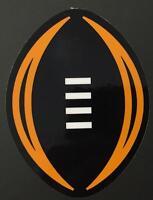 Football National Championship Playoff Helmet Decals Oklahoma Alabama Clemson